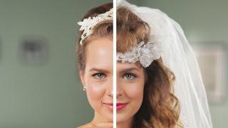 شاهد 50 عام وأكثر من تغير تسريحات شعر العروس في ليلة العمر