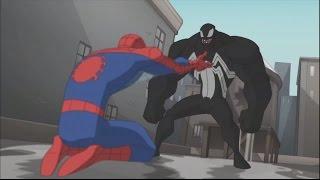 Video Spectacular Spider-Man - Spidey Defeats Venom MP3, 3GP, MP4, WEBM, AVI, FLV April 2018