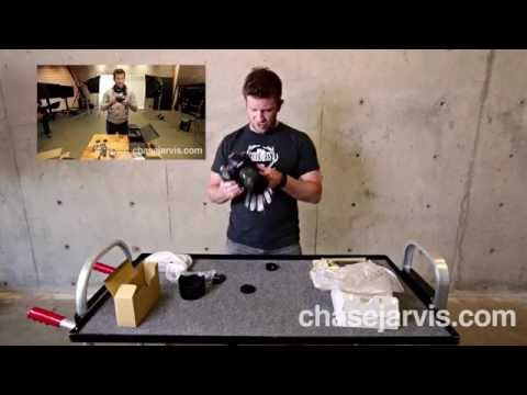 Nikon D4s Unboxing + First Impressions  |  ChaseJarvis
