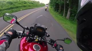 8. Honda CB500X Test Ride June 2017