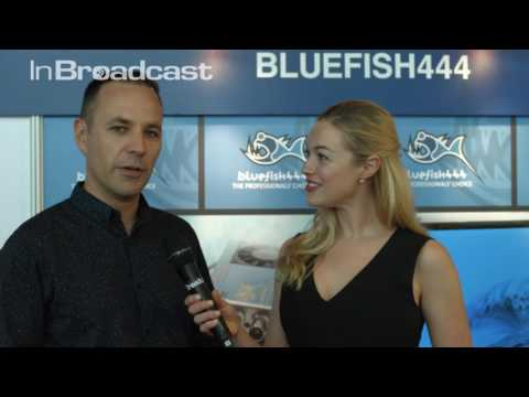 Bluefish444 with InBroadcast InSight at Broadcast Asia 2016 - Epoch | 4K Neutron