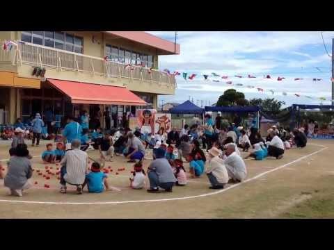 竜洋東保育園の運動会2013