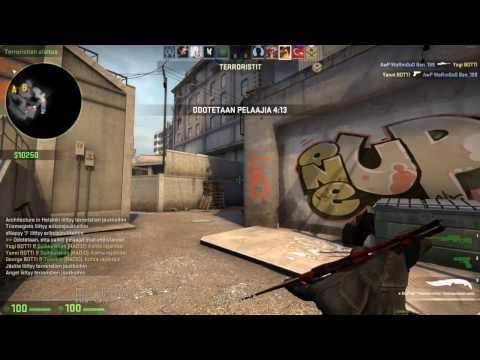 Counter strike  Kilpailullinen vol: 9 (10-3 Voitto )