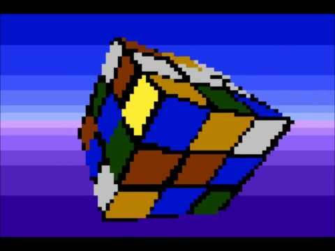 Numen (demo) for the Atari 8-bit family