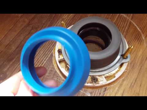 Danco Perfect Seal Toilet Wax Ring Replacement and Install