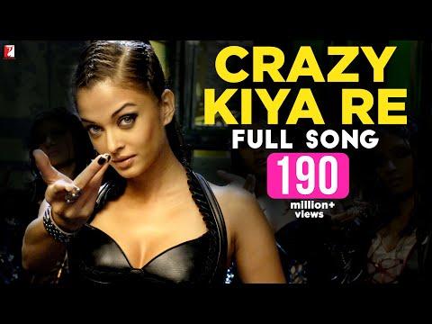 Crazy Kiya Re | Full Song | Dhoom:2 | Aishwarya Rai, Hrithik Roshan, Sunidhi Chauhan, Pritam, Sameer