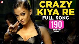 Video Crazy Kiya Re - Full Song | Dhoom:2 | Hrithik Roshan | Aishwarya Rai | Sunidhi Chauhan MP3, 3GP, MP4, WEBM, AVI, FLV November 2018