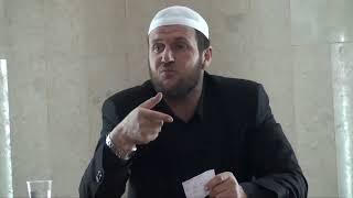 A është e vërtetë se Islami është shpërnda me shpatë - Hoxhë Metush Memedi