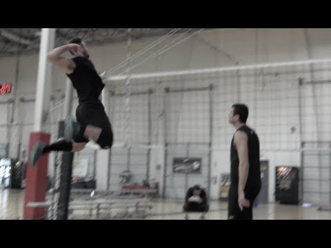 Science Based Volleyball Vertical Jump Training