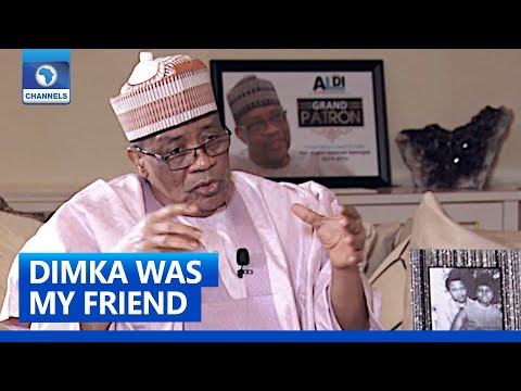 Coup: Dimka Was My Friend, My Order Was To Storm And Capture Him- IBB