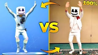 Video FORTNITE DANCES IN REAL LIFE IN 100% SYNC! (BEST FORTNITE DANCES IN REAL LIFE) MP3, 3GP, MP4, WEBM, AVI, FLV Maret 2019