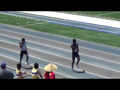 13-14 Boys Boys 4X100 USATF So Cal JO's 6-10-2018