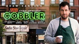 The Cobbler International Trailer  2014  Adam Sandler Movie Hd
