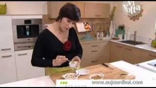 Mincir de plaisir : les recettes faciles et santé d'Aujourdhui.com sur Vivolta - YouTube