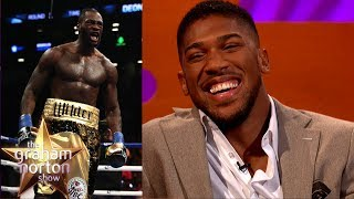 Anthony Joshua's Challenge To Deontay Wilder