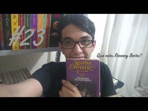#23 - UM BRINDE DE CIANURETO (Agatha Christie) | Victor Marques