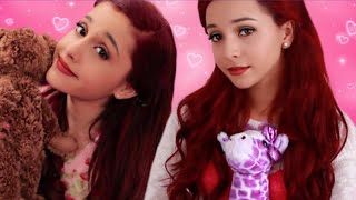 Cat Valentine Makeup, Hair, Costume Tutorial ♡