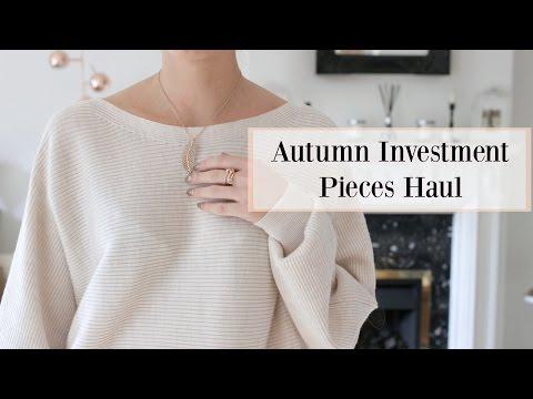 Autumn Investment Pieces - PREMIUM HIGH-STREET HAUL!   |   Fashion Mumblr