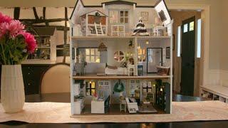Tiny House Calls with Miniaturist, Kwandaa Roberts   Showcase Series by Tastemade