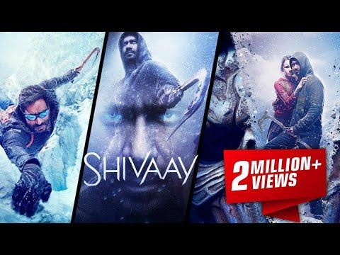 Shivaay Hindi Full HD Movie Trailer Luanch Promotion Video - 2016- Ajay Devgan