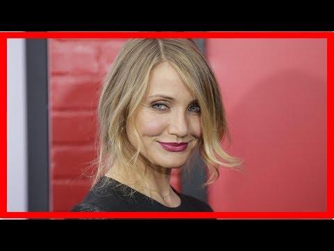 Cameron Diaz : L'actrice aurait annoncé la fin de sa carrière