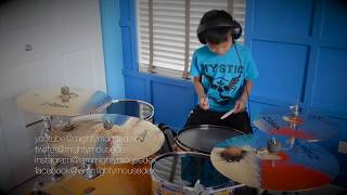 Video Imagine Dragons - Thunder (Drum Cover) MP3, 3GP, MP4, WEBM, AVI, FLV Januari 2018