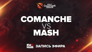 Comanche vs MASH, D2CL Season 13 [Lex, 4ce]
