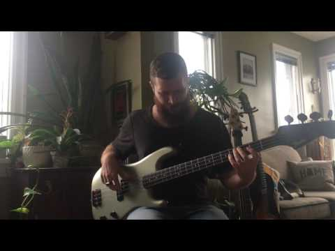 Vulfpeck /// Dean Town [Bass cover by Graham Tilsley]