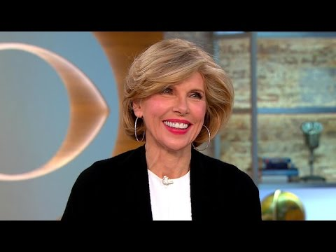 """Christine Baranski on """"The Good Wife"""" spinoff, """"The Good Fight"""""""