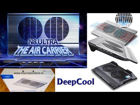 Cooler Laptop Deepcool N8 Ultra