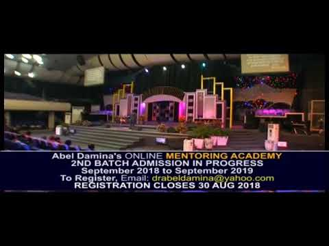 #Dealing With Circumstances In Prayer Part1 - Dr. Abel Damina