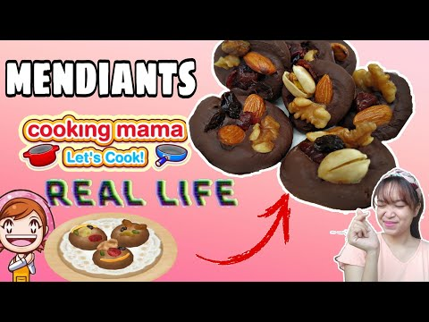 COOKING MAMA REAL LIFE | Mendiants | COOKING MAMA REAL LIFE INDONESIA