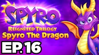 Spyro The Dragon Ep.16 - 120%, GNASTY GNORC BOSS BATTLE!!! (Reignited Trilogy Gameplay / Let's Play)
