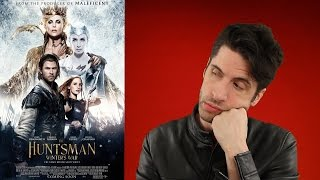 The Huntsman: Winter's War - Movie Review by Jeremy Jahns