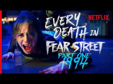 Every Death in Fear Street Part 1: 1994   Netflix