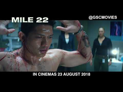 MILE 22 (Official Trailer) - In Cinemas 23 August 2018