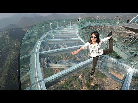 7 सबसे Dangrous पुलों में वर्ल्ड में उर्दू / हिंदी। दुनिया के 07 सबसे खतरनाक पुल।
