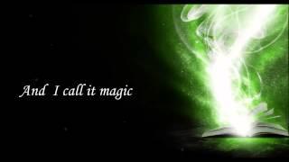 Brandy- Magic Lyrics HD