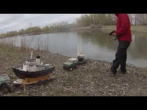 RC ATHLETES - May 16th RC Fishing!!