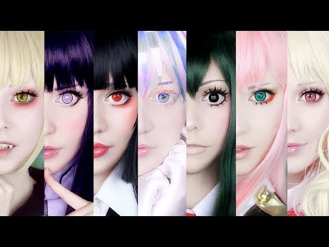 ☆ Review: What Circle Lenses for cosplay? PART 3 ☆