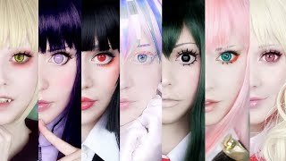 Video ☆ Review: What Circle Lenses for cosplay? PART 3 ☆ MP3, 3GP, MP4, WEBM, AVI, FLV Oktober 2018