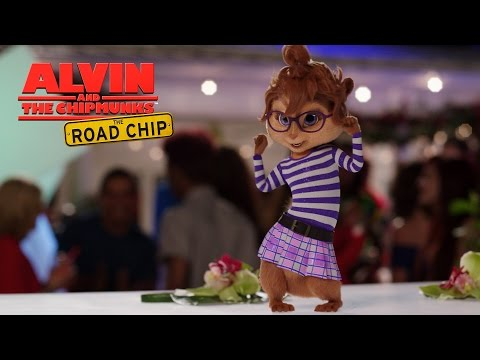 Alvin and the Chipmunks: The Road Chip (Clip 'Juicy Wiggle')
