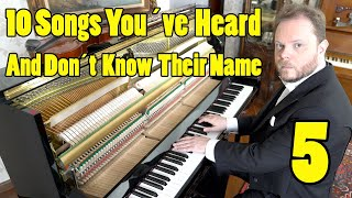 Video 10 Songs You've Heard Which You Don't Know The Name Of MP3, 3GP, MP4, WEBM, AVI, FLV Juli 2019