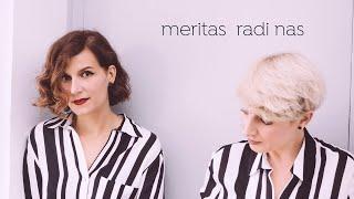 Meritas - Radi nas (lyrics video)