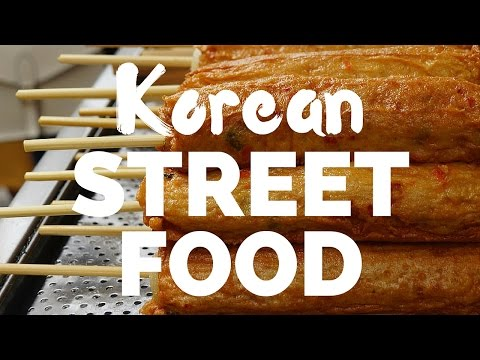 Video: Korean Street Food
