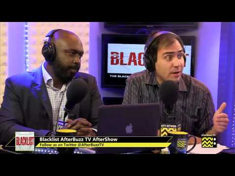 "The Blacklist After Show Season 1 Episode 5 ""The Courier"" 