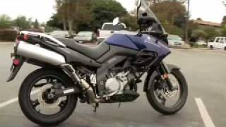 7. 2005 SUZUKI DL1000 V-STROM HARD TO FIND