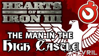 Hearts of Iron 3 - The Man in the High Castle Timelapse