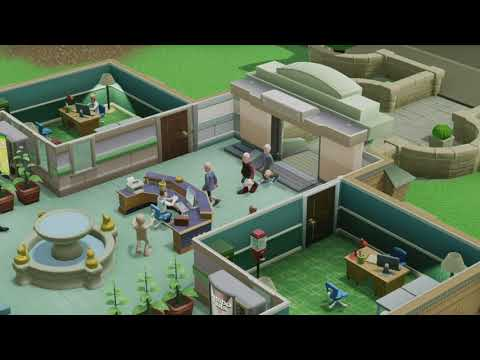 Two Point Hospital - Console Release Date Announce (PEGI) de Two Point Hospital