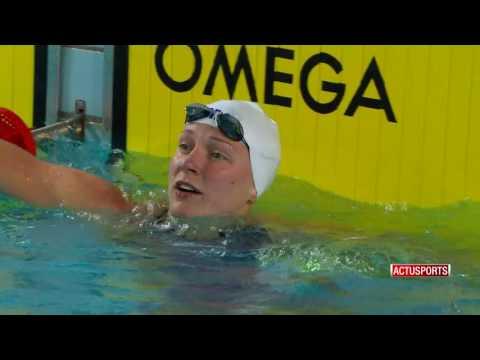 Sarah Sjostrom on top form in Monaco